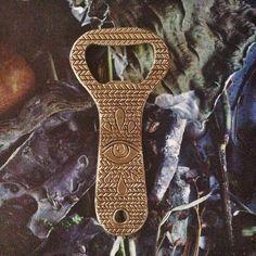 LHN Jewelry: The Seeing Eye Bottle Opener //