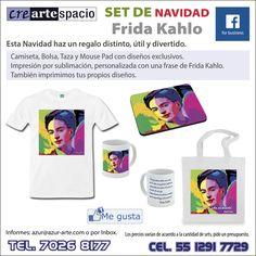 Pack de Frida Kahlo. $375.00