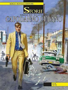 RECENSIONE: LE STORIE #25 – CAPODANNO CUBANO - http://c4comic.it/recensioni/recensione-le-storie-25-capodanno-cubano/
