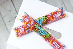 Boozy Ice Lollies - 'Wavey Ice' Makes Refreshing Summer Treats with an Alcoholic Kick (VIDEO)
