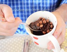Brownie – in – a – Mug