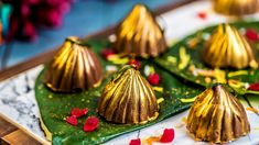 How to Make Chocolate Paan Modak - Delicious Recipe