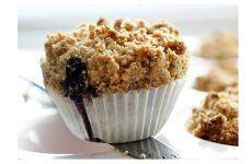Muffins de Mirtilos