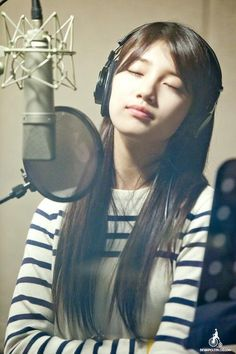 Suzy - At the Studio miss A