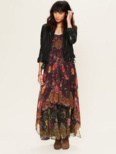 Free People Indian Enchantment Dress at Free People Clothing Boutique