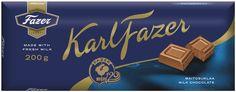 Fasun sininen kaffeen kaveriksi ;) Fresh Milk, Chocolate, Finland, Schokolade, Chocolates