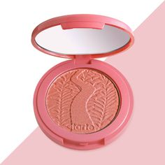 Tarte Amazonian Clay 12-Hour Blush in Glisten ($28): the universal natural-looking blush.