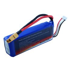46.45$  Buy now - http://aliacp.shopchina.info/go.php?t=32807687360 - Free shipping 2pcs  Battery 11.1V 2700mAh  For  CX-20 V303 V393 WL913 RC boats  spare Parts 46.45$ #shopstyle