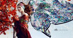 hermès scarf - Google 検索