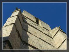 Clocher forteresse Varois http://mistoulinetmistouline.eklablog.com/ http://www.my-art.com/isabelle-escapade/collections/provence
