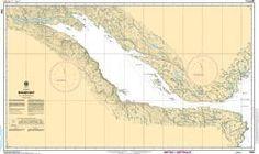 CHS Nautical Chart 5440: Wager Bay