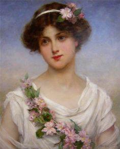 *Francois Martin Kavel (French artist, 1861-1931)