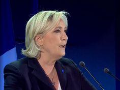 Marine Le Pen deja la presidencia del Frente Nacional