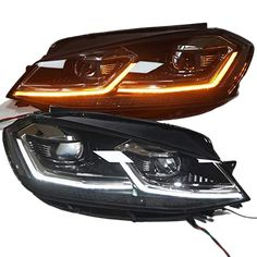 Can be used in All MK7 Make sure it is intact before you sign. Otherwise, there will not be warranty against the transportation Available for both Left Hand Drive and Right Hand Drive LED will stay cool situation and longer life span with NONE color fading Easy installation (Professional installation recommended) Item Weight - 30.9 pounds Product Dimensions - 3.4 x 26.8 x 26.8 inches Bulb Type - Halogen Projector Lens, Led Tail Lights, Led Headlights, Transportation, Bulb, Sign, Type, Easy, Color