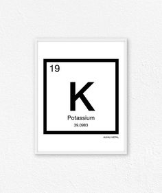 Iron element coin chemical elements pinterest periodic table 19 potassium periodic table element periodic table of urtaz Image collections