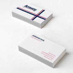 Amway business card design 1 amway stripes business cards flashek
