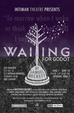 Intiman Theatre Campaign - Poster