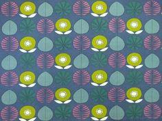 Image of Blue Dekoplus fabric - fat quarter