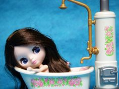 petite blythe by monica custodio, via Flickr
