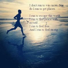 Love it... Just felt it a little while ago when I ran!!! I AM TRULLY FREE WHEN I RUN!!!!!