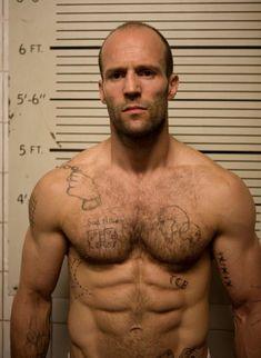 Forgez-vous un physique à la Jason Statham en suivant notre programme ...