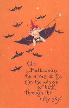 On Halloween Eve