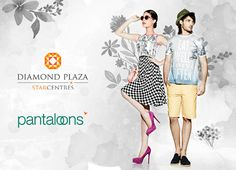 Grab stylish monsoon collections @ ‪#‎Pantaloons‬ ‪#‎DiamondPlaza‬ your favorite mall
