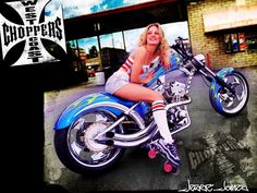 Jesse James West Coast Choppers - Bing Images