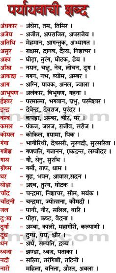 Praywachi words in hindi General Knowledge Book, Gk Knowledge, Knowledge Quotes, Gernal Knowledge In Hindi, English Vocabulary Words, Learn English Words, Hindi Poems For Kids, Sanskrit Language, Sanskrit Grammar