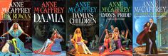 The Tower and the Hive Series by Anne McCaffrey