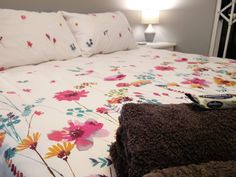Friendly bedding to welcome geusts