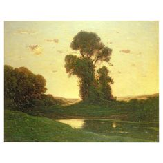 View in the Campagna Canvas Giclee Print at Joss & Main
