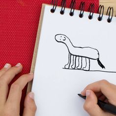 Dad Turns His 6-Year-Old Son's Drawings Into Reality