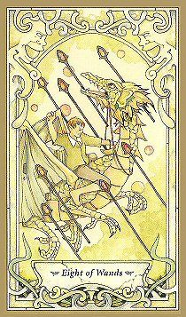 11/12 Today's Tarot Meditation Insight:  Don't take the bait and step into the ring. This argument isn't about you, so don't allow it to take over your day and create strife in your world. See this for what it really is. Someone else is going through a great deal of anxiety and they're looking for anyone or anything to release it. Be a friend, not an adversary and help them out. After all, you've been there and know exactly how they feel. ~ Click the link to read all of today's insight.