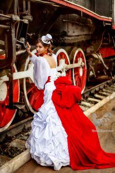 Steampunk Tendencies   Irina Tsarevskaya #Fashion #Wedding #Steampunk