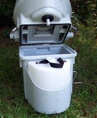 Nature\'s Head Composting Toilets: For the LQ of the Horse Trailer ...