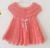 Pattern Crochet dress free with video
