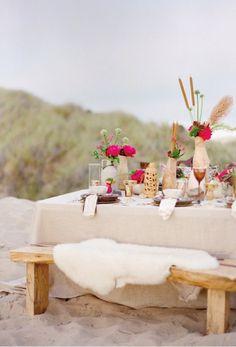 beach party or weddi