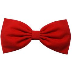 Solid Red Jewel Tone Essentials Hair Bow Barrette (9.92 AUD) ❤ liked on Polyvore featuring accessories, hair accessories, red hair bow, hair bows, bow hair clip, hair clip accessories and red flower hair clip