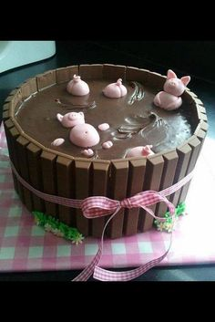 The cutest cake ever seen!