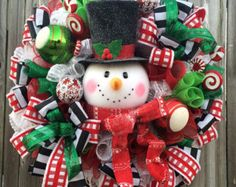 Christmas Swag Christmas Wreath Holiday Swag by BaBamWreaths
