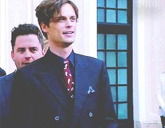 how to look good in a suit: be Matthew Gray Gubler