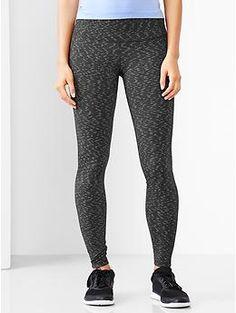 GapFit gFast textured leggings   Gap