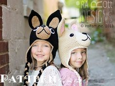 PATTERN Pixie and Maxi the Chihuahuas Crochet by IRAROTTpatterns, $6.50