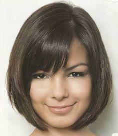 Resultado de imagem para cortes de cabelo chanel de bico Medium Hair Cuts, Short Hair Cuts, Medium Hair Styles, Curly Hair Styles, Bob Hairstyles For Fine Hair, Cool Hairstyles, 80s Hair Bands, Hair Color Purple, Grunge Hair