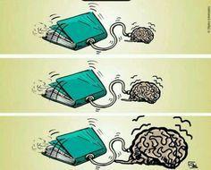 Humor de biblioteca