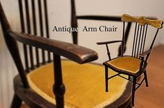 Chair 英国 アンティーク 家具 アームチェア 椅子 チェア L048 インテリア 雑貨 Antique ¥10000yen 〆07月14日