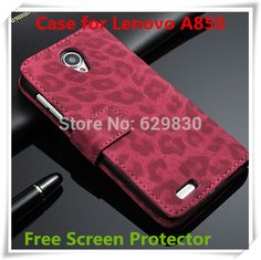 Find More Phone Bags & Cases Information about 2014  Lenovo A850 Leather Case Flip Cover for Lenovo A 850 Case Phone cases  7 colors in stock for  immediate shipping ,High Quality cases for the kindle,China case cover for iphone 4 Suppliers, Cheap case excavator from Chinese Style Style store  on Aliexpress.com