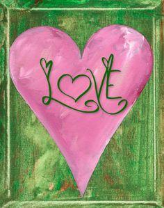 love-heart-pink-green
