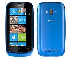 Thay mặt kính cảm ứng Lumia 610